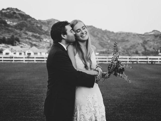 El matrimonio de Soledad y Rodrigo