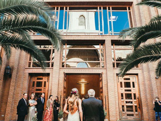 El matrimonio de Rodrigo y Soledad en Curicó, Curicó 32