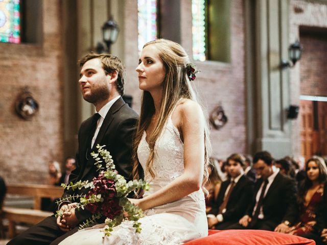 El matrimonio de Rodrigo y Soledad en Curicó, Curicó 40