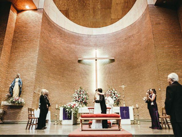 El matrimonio de Rodrigo y Soledad en Curicó, Curicó 45