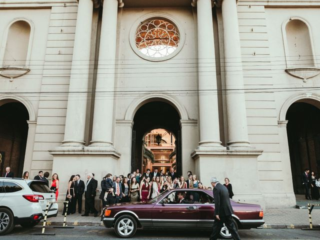 El matrimonio de Rodrigo y Soledad en Curicó, Curicó 51