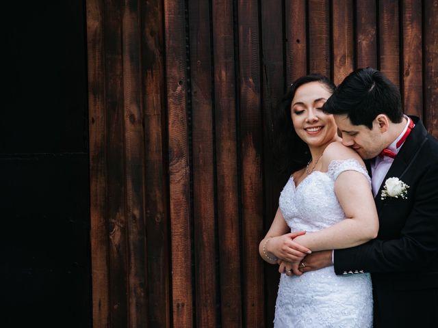 El matrimonio de Jorge y Elizabeth en San Pedro de la Paz, Concepción 4