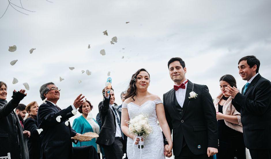 El matrimonio de Jorge y Elizabeth en San Pedro de la Paz, Concepción