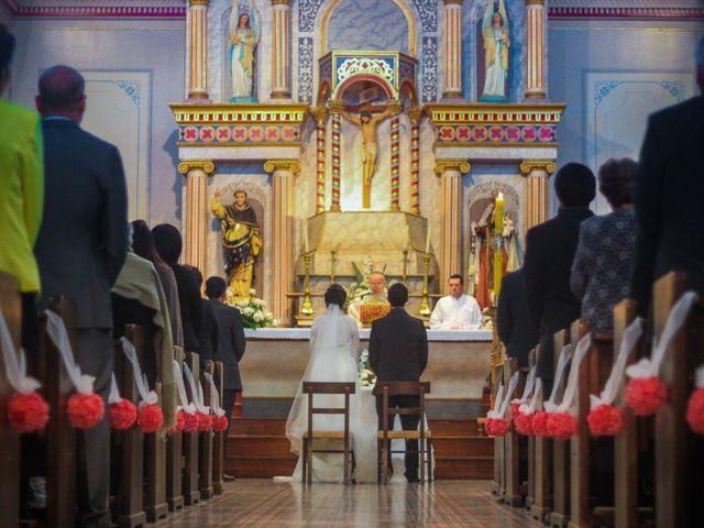 El matrimonio de David y Paulina en Ovalle, Limarí 11