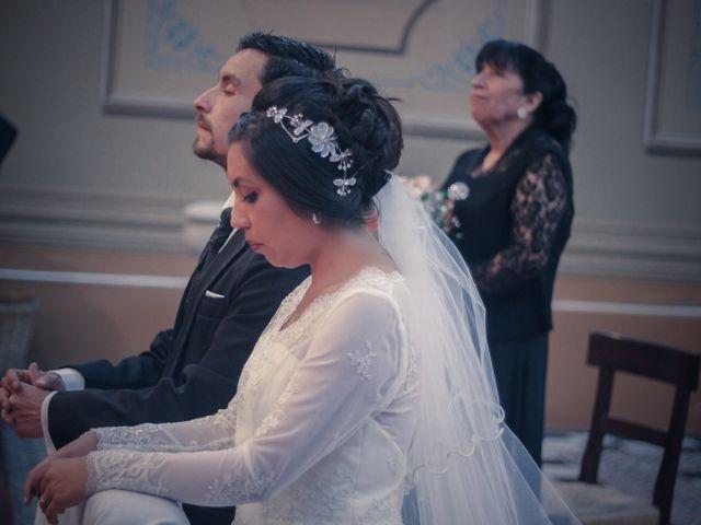 El matrimonio de David y Paulina en Ovalle, Limarí 13