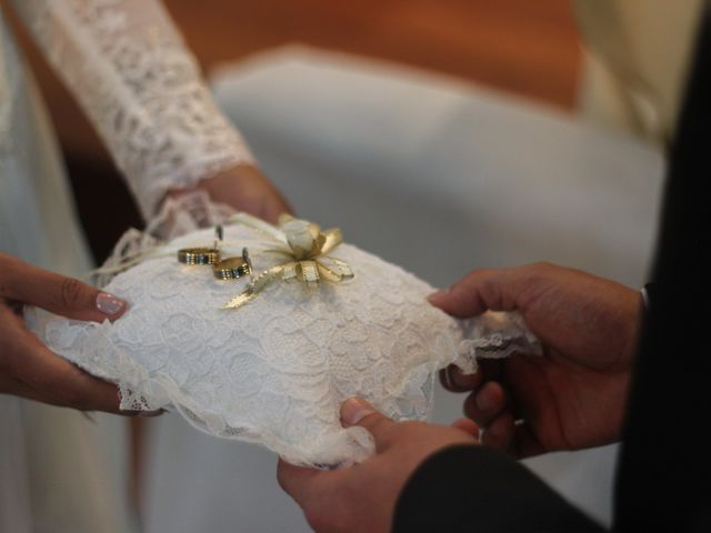 El matrimonio de David y Paulina en Ovalle, Limarí 16