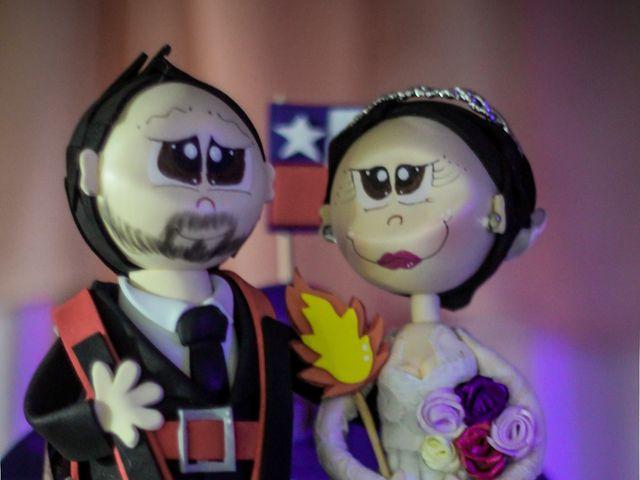 El matrimonio de David y Paulina en Ovalle, Limarí 27