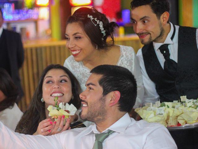 El matrimonio de David y Paulina en Ovalle, Limarí 28