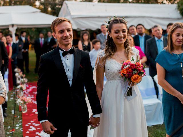 El matrimonio de Daniela y Pablo en Los Ángeles, Bío-Bío 20