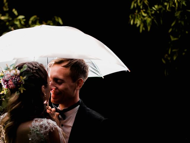 El matrimonio de Daniela y Pablo en Los Ángeles, Bío-Bío 40
