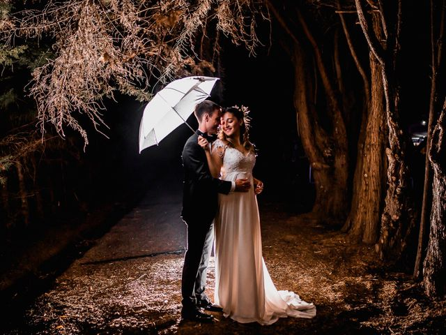 El matrimonio de Daniela y Pablo en Los Ángeles, Bío-Bío 45