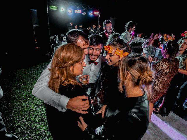 El matrimonio de Daniela y Pablo en Los Ángeles, Bío-Bío 80