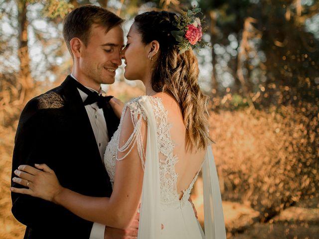 El matrimonio de Pablo y Daniela