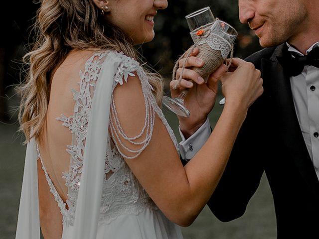 El matrimonio de Daniela y Pablo en Los Ángeles, Bío-Bío 93