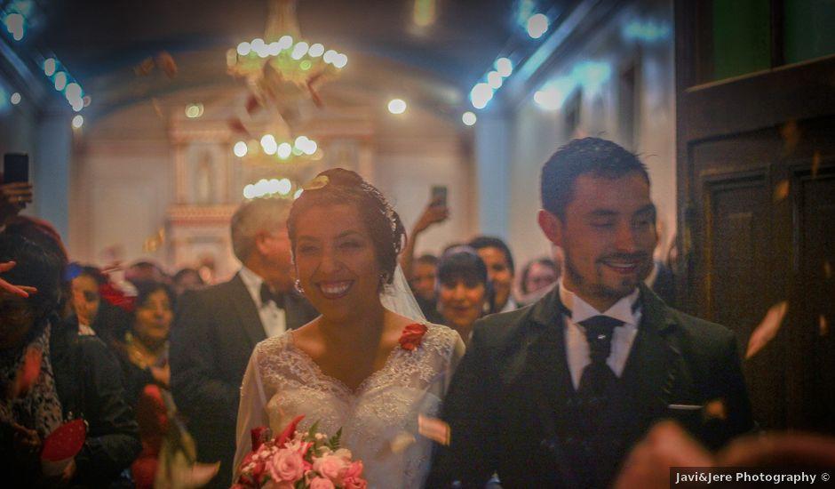 El matrimonio de David y Paulina en Ovalle, Limarí