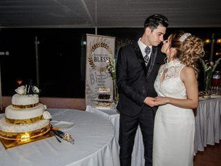 El matrimonio de Betsabe y Christian