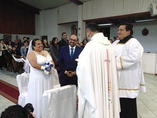 El matrimonio de Claudia y Juan Carlos 2