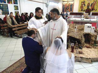 El matrimonio de Claudia y Juan Carlos 3