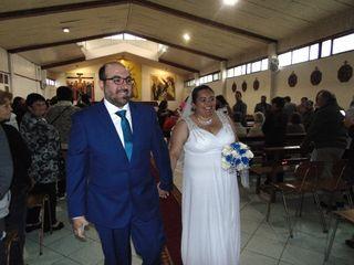 El matrimonio de Claudia y Juan Carlos