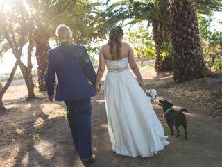 El matrimonio de Lelia y Pierre