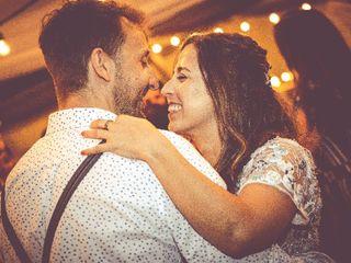 El matrimonio de Andrea y José