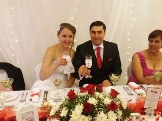 El matrimonio de Paula  y Erwin  2
