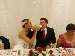 El matrimonio de Paula  y Erwin  3