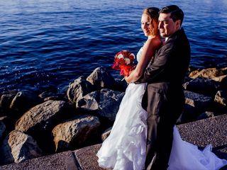 El matrimonio de Paula  y Erwin