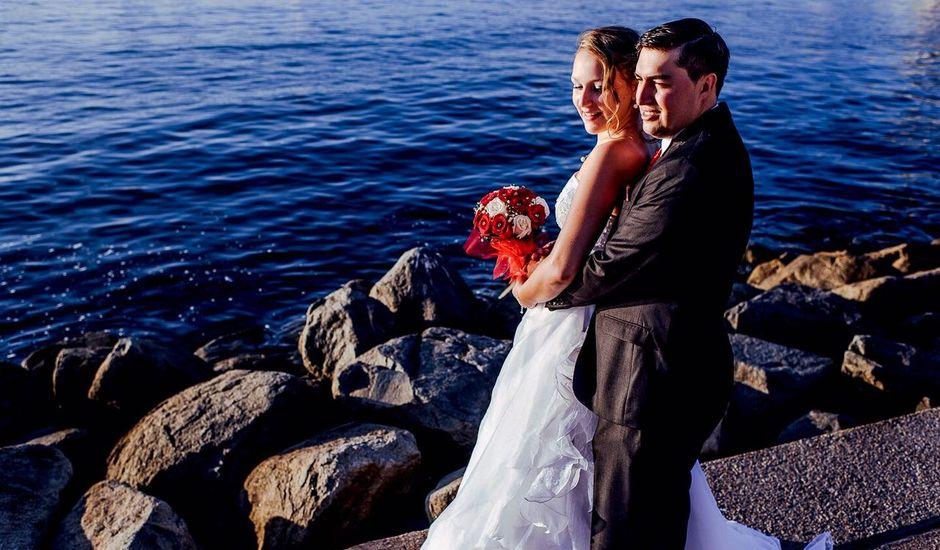 El matrimonio de Erwin  y Paula  en Antofagasta, Antofagasta
