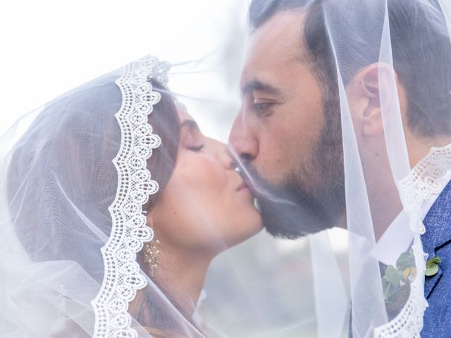 El matrimonio de Claudio y Natalie
