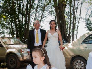 El matrimonio de Marcela y Juan Pablo 3