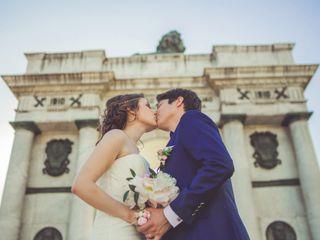 El matrimonio de Ángela  y Carlos