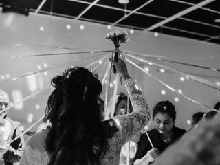 El matrimonio de Alexandra  y Pablo 2