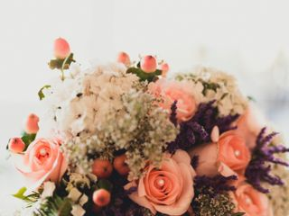 El matrimonio de Geraldine y Daniel 3