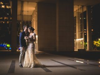 El matrimonio de Geraldine y Daniel