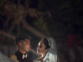 El matrimonio de Giannina  y Jean Carlos 1