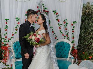 El matrimonio de Giannina  y Jean Carlos 2