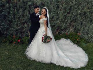 El matrimonio de Giannina  y Jean Carlos 3