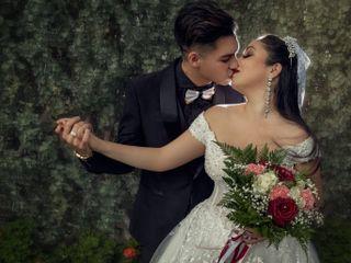 El matrimonio de Giannina  y Jean Carlos