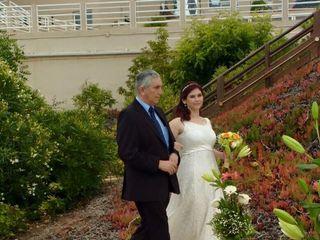 El matrimonio de Daniel y Glenda 1