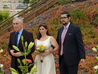 El matrimonio de Daniel y Glenda 3