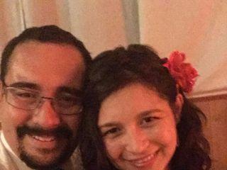 El matrimonio de Loreto  y Armando  1