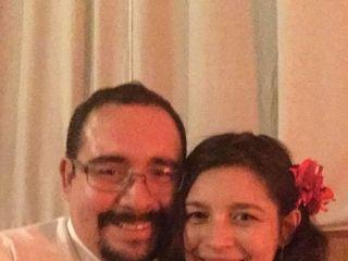 El matrimonio de Loreto  y Armando  2