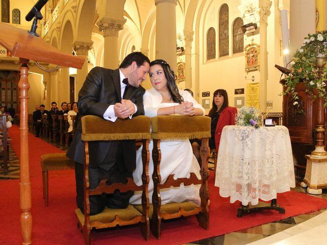 El matrimonio de Loreto y Patricio