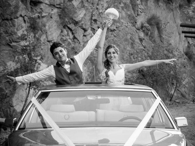 El matrimonio de Bárbara y Roberto