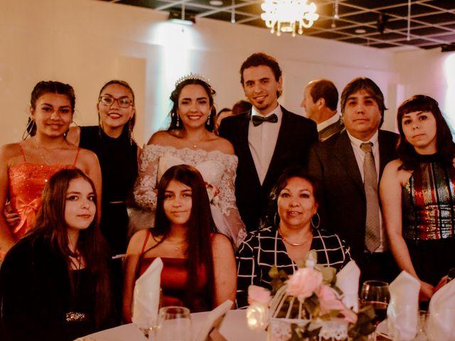 El matrimonio de Pablo y Alexandra  en Maipú, Santiago 19
