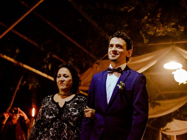 El matrimonio de Pablo y Alexandra  en Maipú, Santiago 52