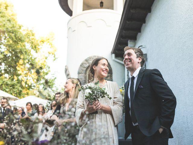 El matrimonio de María Luisa y Rodrigo