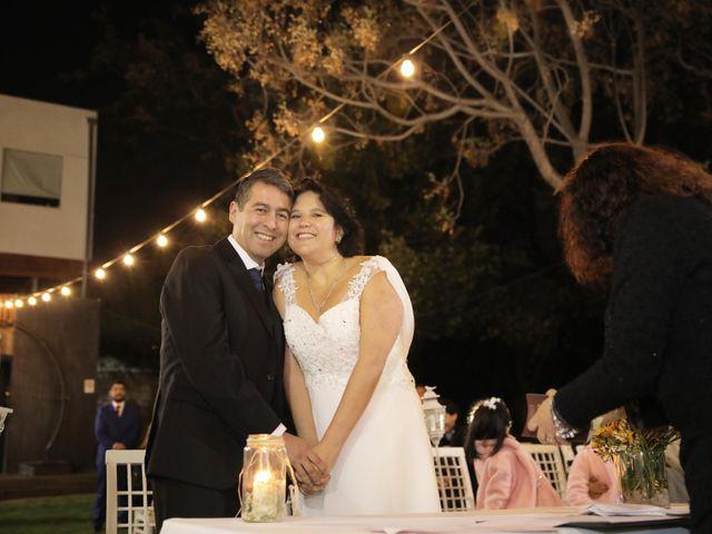 El matrimonio de Bárbara y Alejandro