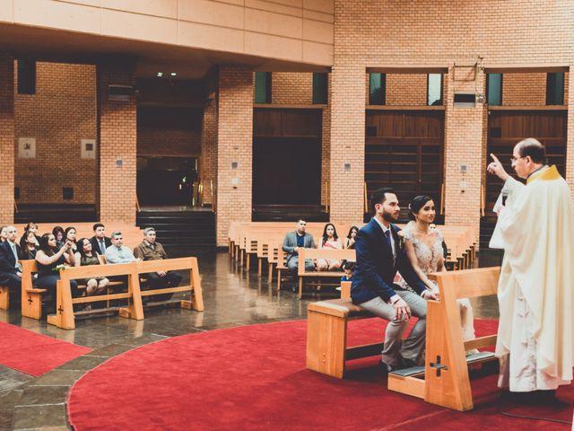 El matrimonio de Daniel y Geraldine en Las Condes, Santiago 9